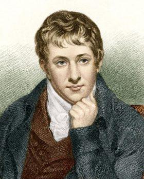 Humphrey Davy, English inventor