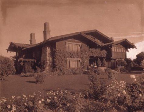 The Mary Cole House, Pasadena