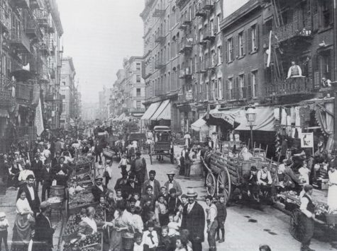New York in the 1880s
