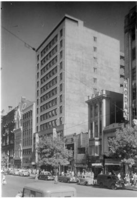 Melbourne's Lost Buildings: Hotel Australia