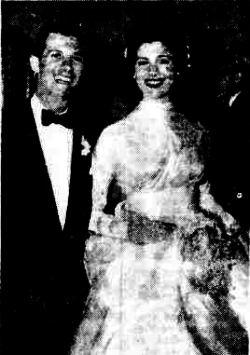 Leon Ress marries Suzanne Szweica