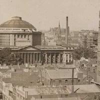 Before Melbourne Central