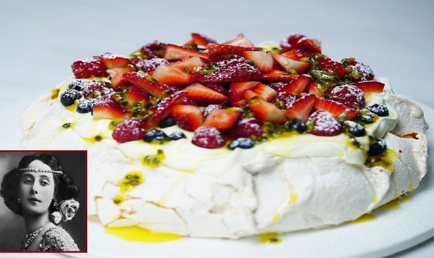 Who Invented the Pavlova?