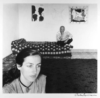 Francoise Gilot and Picasso