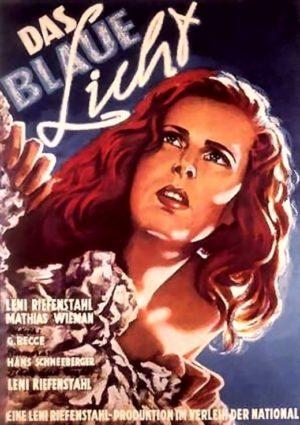 Leni Riefenstahl in 'Das Blaue Licht'