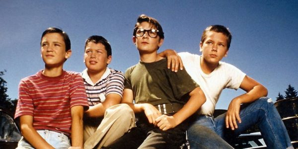 The cast of 'Stand By Me'