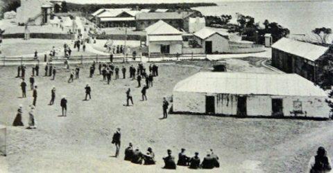 Point Nepean Quarantine Station: 1909