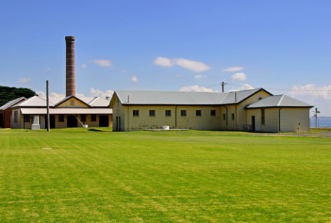 Point Nepean Quarantine Station: present day