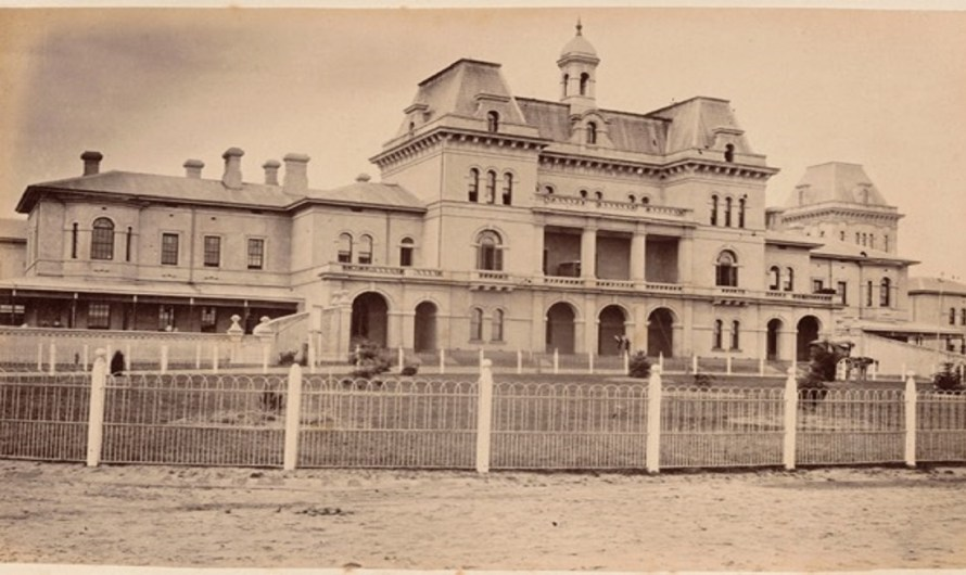 Yarra Bend Asylum and the Lost Cemetery