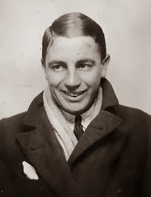 Harold Holt as a young man