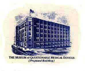 Image result for museum of questionable medical devices images
