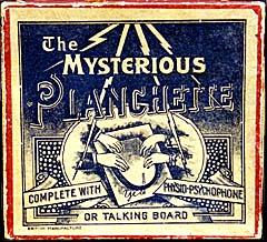 Planchette Box