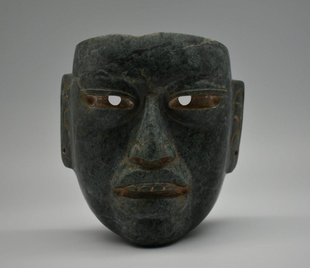 Pre-Columbian Mask (Olmec)