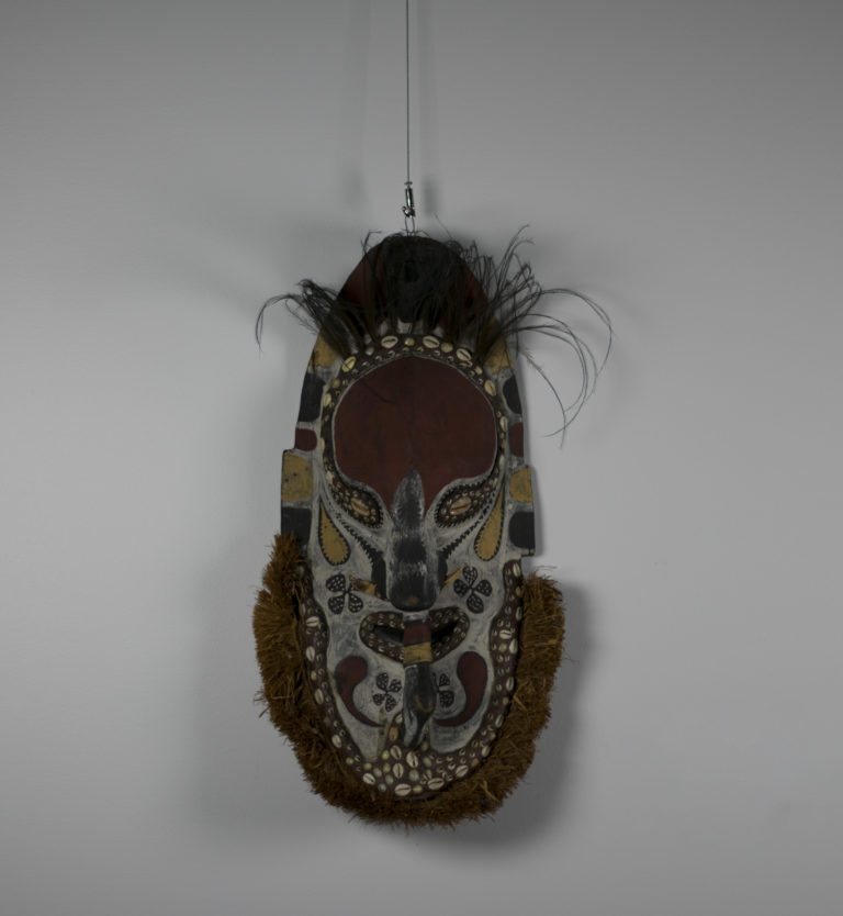 Mask, ca. 1990 – 2000. Iatmul Peoples (Middle Sepik River Region, Papua New Guinea).