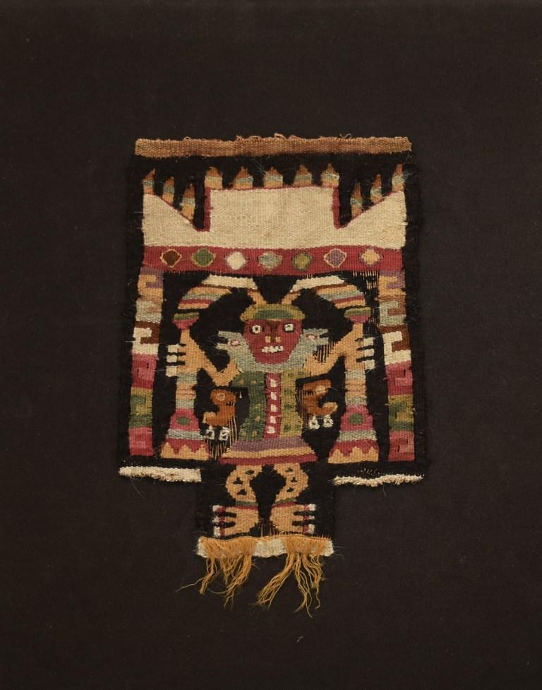 Textile Fragment, ca. 100 – 800. North Coast (Peru).