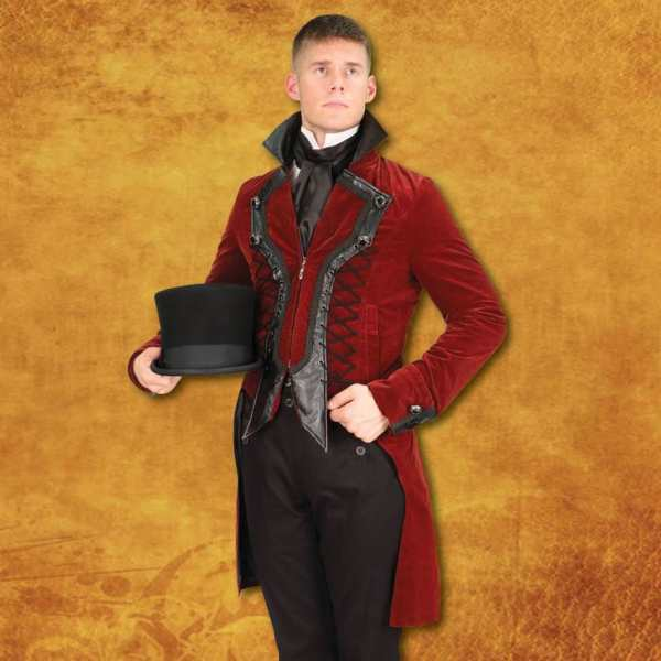 Steampunk Long Coat
