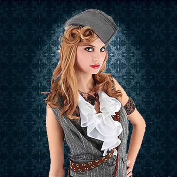 Women Naval Officer Hat