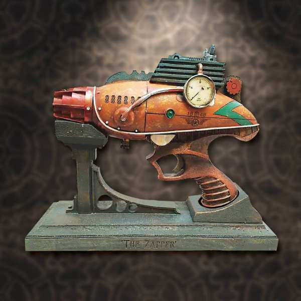 Steampunk Blaster Pistol