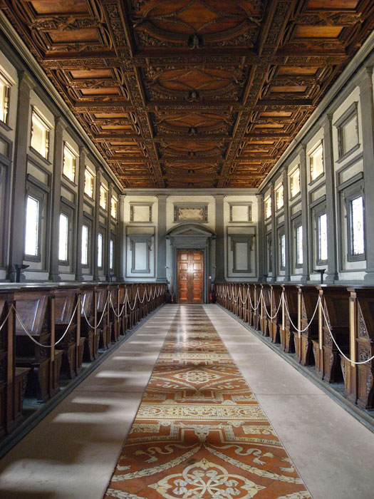 Laurentian Library  Florence
