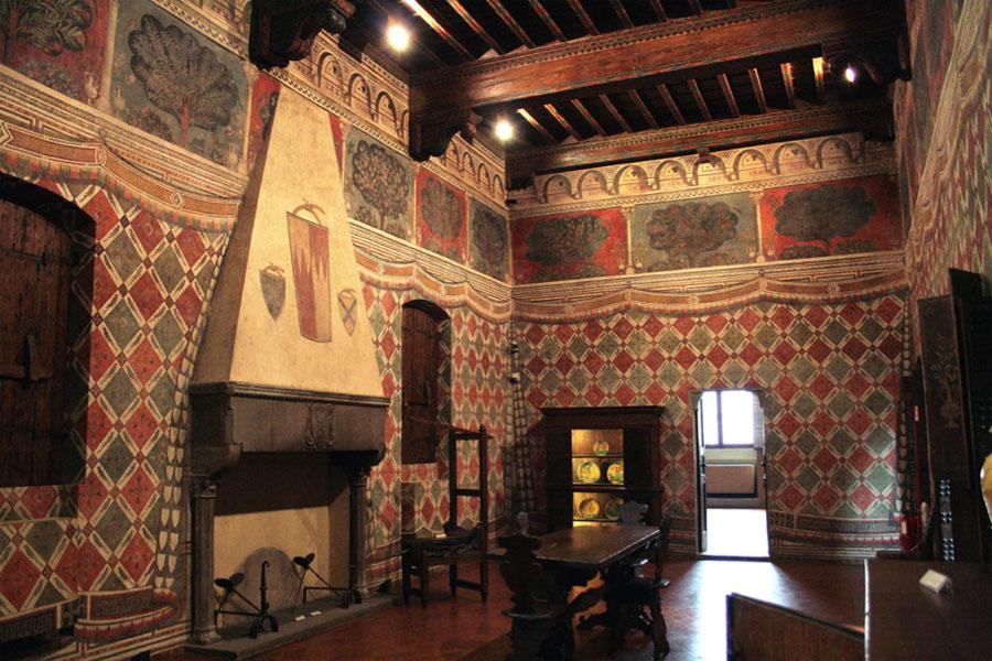 Palazzo Davanzati  Florence