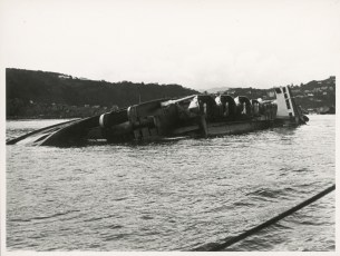 Wreck of the TEV Wahine