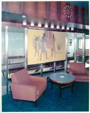 Mural, general lounge