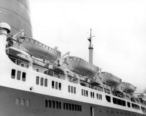 TEV Wahine lifeboats