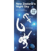 New Zealand's Night Sky: Prominent Stars and Constellations, Book, Astronomy