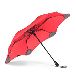 Red XS Metro Blunt Umbrella