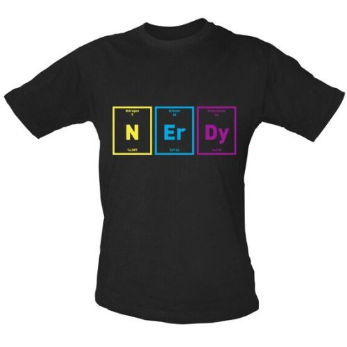 NErDy Elements T-Shirt