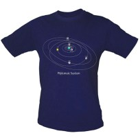 Ptolemaic System T-Shirt