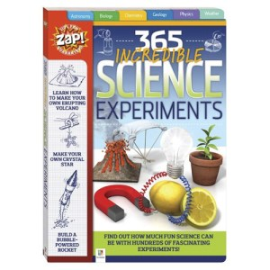 365 Incredible Science Experiments