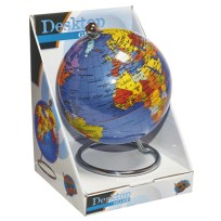 Blue Desk Globe Small Boxed
