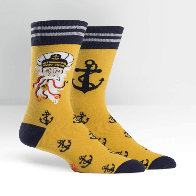 Sea Captain Socks