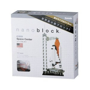 Nanoblocks Space Center