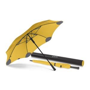 Yellow Classic Blunt Umbrella