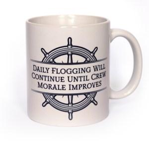 Daily Flogging Mug