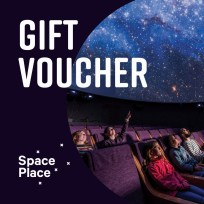 Space Place Gift Voucher