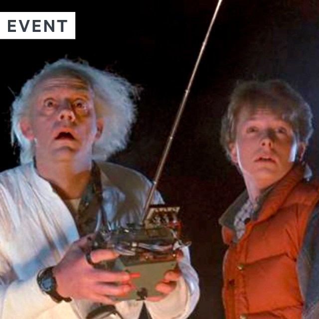 Sci-Fi Sundays: Back to the Future