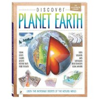 Discover Planet Earth, Book, Earth