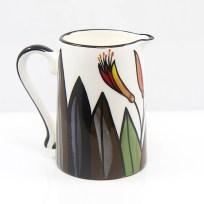 Flax Jug, Kevin Kilsby, Jug, Ceramic