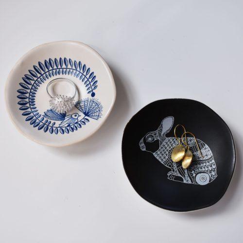 Jo Luping Handmade Porcelain Bowl
