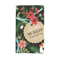New Zealand Flower Tags Soap