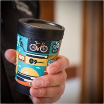 Kiwiana Cuppa Coffee Cup by Greg Straight