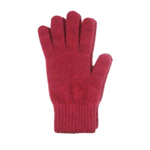 Raspberry Gloves