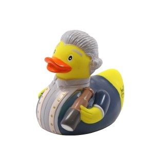 Captain James Cook Rubber Duck