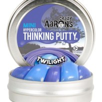 Crazy Aaron's Twilight Thinking Putty, Crazy Aaron, Twilight, Thinking Putty, Slime, Gift, Space Place, Kids, Science