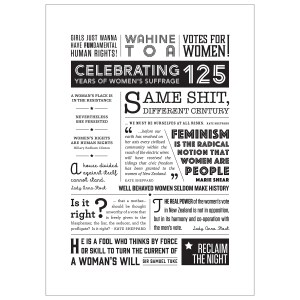 Broadsheet Tea Towel