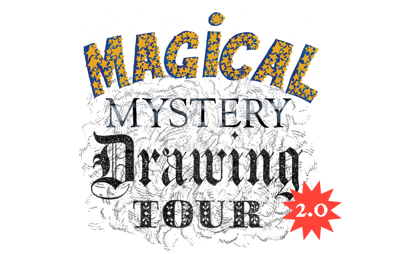 Magical Mystery Drawing Tour 2.0