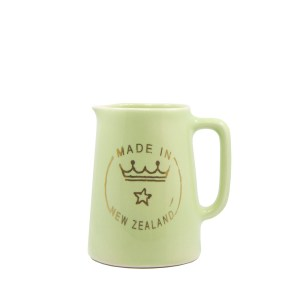 Small Green Hotel Jug